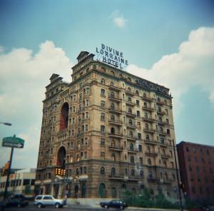 The Divine Lorraine Hotel